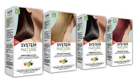 Μόνιμες Βαφές Μαλλιών   System Nature 6099be1b0f3